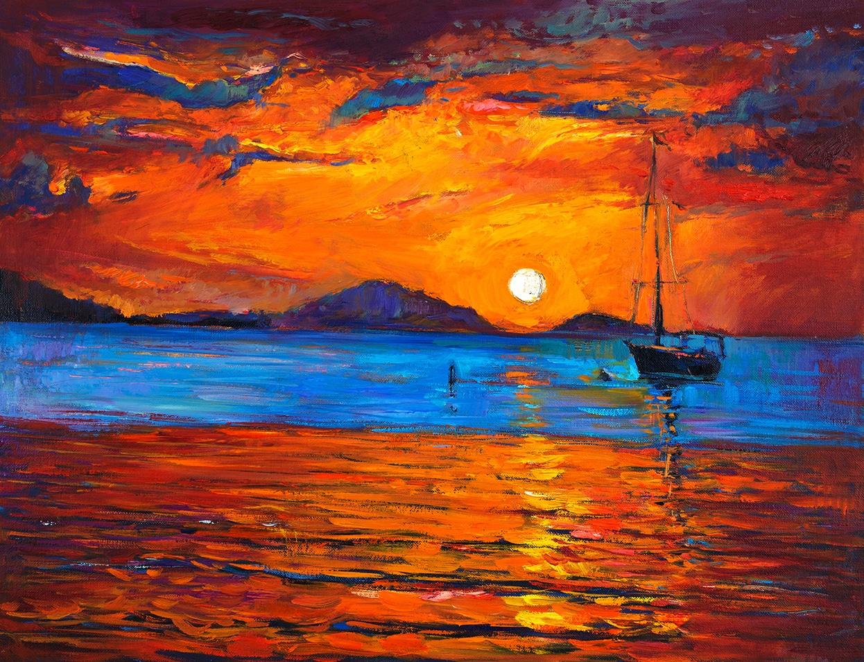 Pissarro ausstellung impressionismus art